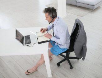 10 claves para adaptar tu espacio de trabajo para trabajar a distancia
