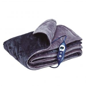 Calientacamas en formato manta