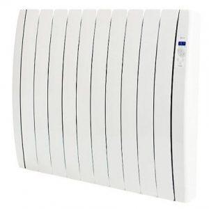 Emisor térmico cerámico blanco