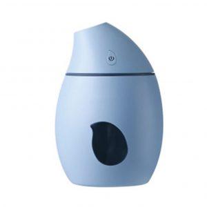 Humidificador ultrasónico con lámpara
