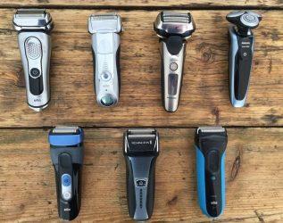 Máquinas de afeitar