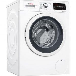 Lavadora secadora con carga frontal
