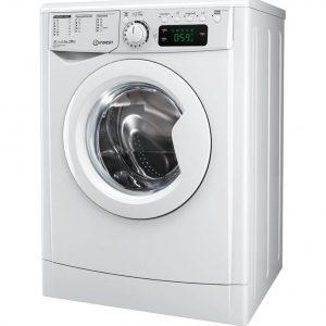Lavadora secadora con display digital