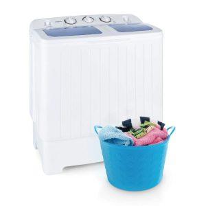 Lavadora secadora mini