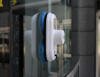 Robots limpiacristales