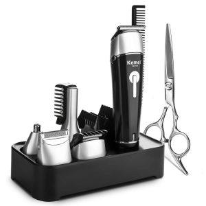 Máquina de afeitar recargable