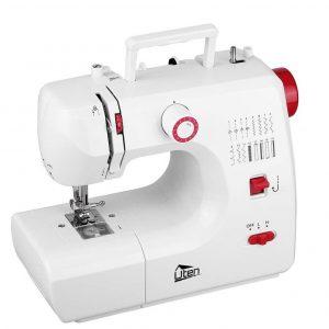 Máquina de coser portátil eléctrica