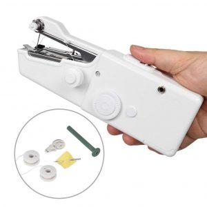 Máquina de coser portátil para viajes