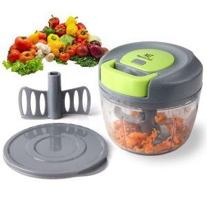 Picadora de verduras 3 cuchillas