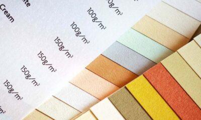 Principales tipos de papel y cuáles son sus características y usos habituales