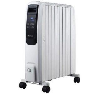 Radiador de aceite Pro Breeze digital