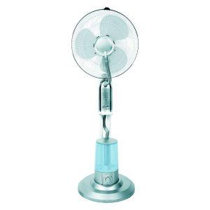 Ventilador nebulizador con control remoto