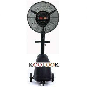 Ventilador nebulizador para uso profesional